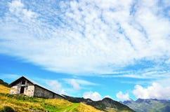 Долина южный Тироль Италия Racines стоковые фото