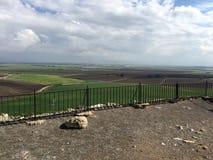 Долина Armegedon Стоковые Изображения RF
