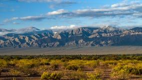 Долина Calchaqui стоковые фотографии rf
