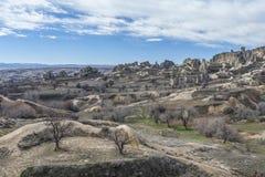 Долина Capadocia индюк Стоковые Изображения