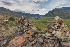 Долина Chu Стоковое фото RF
