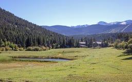Долина Cuchara Стоковые Фотографии RF