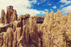 Долина De луна стоковое фото rf