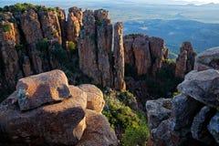 Долина Desolation стоковое изображение rf