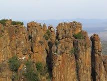 Долина Desolation стоковые изображения rf