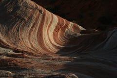 Долина Firewave огня Стоковая Фотография
