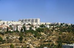 Долина Gehenna Hinnom в Иерусалиме, Израиле Стоковые Изображения RF
