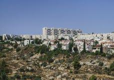 Долина Gehenna Hinnom в Иерусалиме Стоковая Фотография
