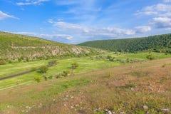 Долина Green River Стоковые Изображения RF