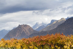 Долина Hexriver Стоковые Фото