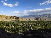 Долина Leh стоковое изображение