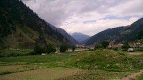 Долина Naran Стоковые Изображения