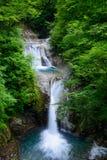 Долина Nishizawa в Yamanashi, Японии Стоковая Фотография