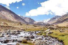 Долина Nubra Стоковое Изображение