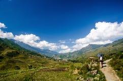 Долина PA Sa Стоковая Фотография RF