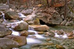 Долина Restonica, Корсика Стоковая Фотография RF