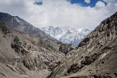 Долина Skardu, Пакистан Стоковые Фото