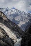 Долина Skardu, Пакистан Стоковая Фотография