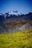 Долина Skardu, Пакистан Стоковая Фотография RF