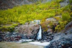 Долина Skardu, Пакистан Стоковое Изображение RF