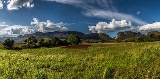 Долина Vinales, Кубы стоковые изображения rf