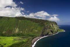 Долина Waipio Стоковые Изображения RF