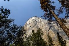 Долина Yosemite, национальный парк Yosemite, Калифорния, США Стоковая Фотография RF