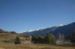 Доломиты в Trentino 01 Стоковые Фотографии RF