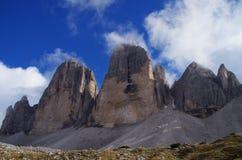 Доломиты Италия Стоковое Изображение