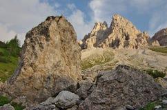 Доломиты Стоковая Фотография RF