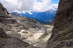 Доломиты - Madona di Campiglio Стоковые Изображения RF