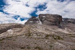 Доломиты - Madona di Campiglio Стоковая Фотография RF