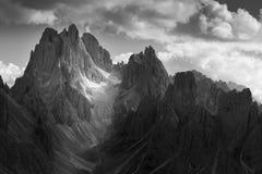Доломит, Италия Стоковое Изображение RF