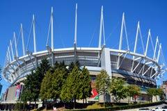 ДО РОЖДЕСТВА ХРИСТОВА установите стадион Стоковая Фотография RF