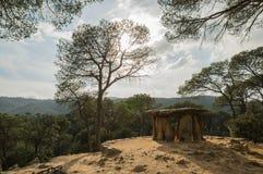 Дольмен de Pedra Gentil Стоковые Изображения