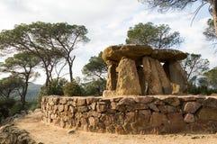 Дольмен de Pedra Gentil Стоковое Изображение RF