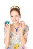 Драгоценности и диаманты стоковое изображение rf