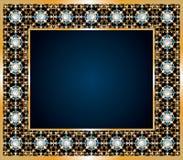 драгоценности рамки Стоковая Фотография RF