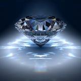 Драгоценность диаманта стоковые фотографии rf