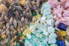 Драгоценные камни Colorfuil Стоковая Фотография