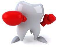 драка готовая к зубу бесплатная иллюстрация