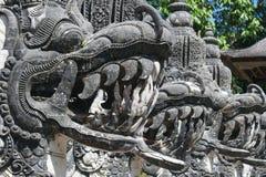 Драконы Бали Стоковое Фото