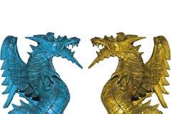 драконы Стоковые Фотографии RF