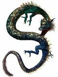 дракон восточный Стоковые Изображения RF