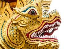 Дракон золота Стоковая Фотография RF