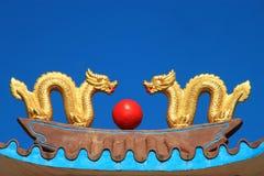 Дракон китайское Новый Год Стоковое фото RF