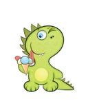 дракон младенца Стоковая Фотография