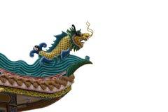 Дракон рыб Стоковые Изображения