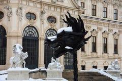 Дракон Часть круга животных/зодиака возглавляет выставку Стоковые Фото