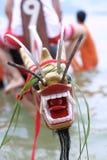 дракон шлюпки Стоковая Фотография RF